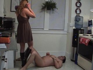 hot wife punish cuckold