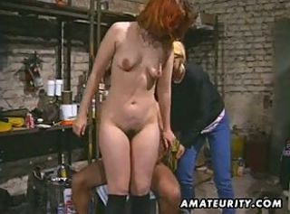 Redhead amateur Milf sucks and fucks with facial cumshot _: amateur blowjobs cumshots german milfs