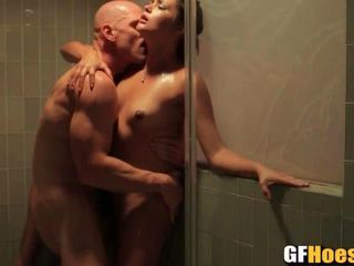 Amazing Shower Sex with Tonights Girlfriend
