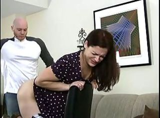 dreamy wife spanked _: bdsm spanking