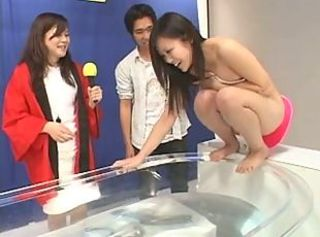 Transparent Hot Tub Amusement Show 4 -=fd1965=- _: asian comical japanese