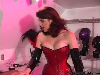 Mistress Jean Has Some Naught...