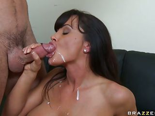 Lisa Ann gets a portion of cr...