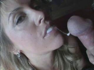 Amateur wife swallow compilat...