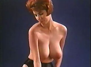 Big Tits  Natural Stripper Vintage