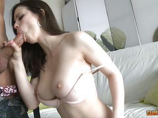 Spanish Teen Nekane Sucking And Fucked Hard