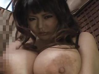 Asian Babe Big Tits Natural Nipples