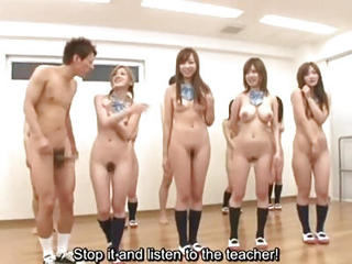 Asian Japanese Nudist Student Teen