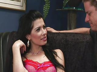 Rebeca Linares Assfucked