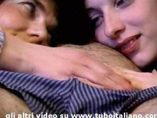 Italian Incest , Dad Mother And Daughter - Incesto I...