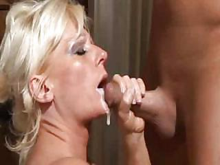 Mature German Broad Banged In The Kitchen