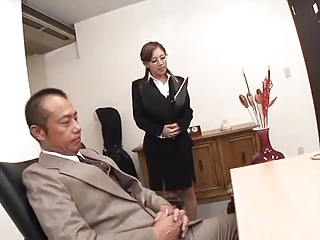 Asian Glasses  Office