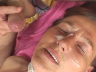 Grannies and matures facials compilation