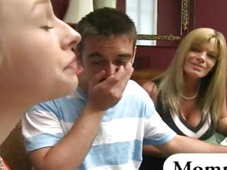 Teen With the addition of Stepmom Combat For The Teens Bo...