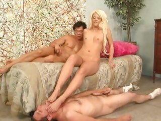 Cuckold sees Courtney Taylor...