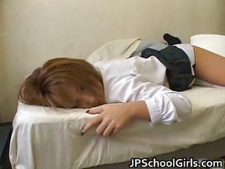 Cute School Girl Fucks Her Sleeping