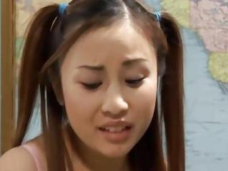 Asian Pigtail Teen