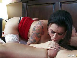 Eva Angelina Is Johnny Sins Incredibly S...