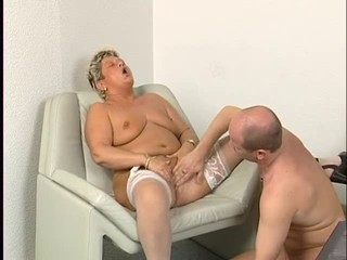 Chubby Mature Older