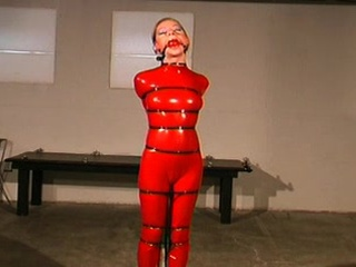 Bdsm Bondage Latex Teen