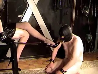 beautiful and strict mistress