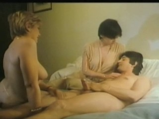 Classic French threesome