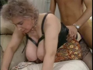 Huge boobs Sexy old mature