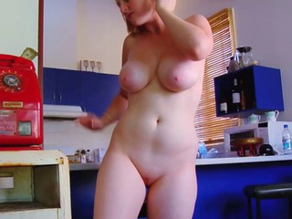 Chubby Shaved Teen Webcam