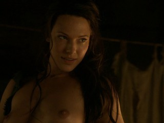 Erin Cummings - Spartacus compilation