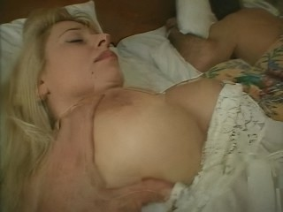 Big Tits Sleeping Mom