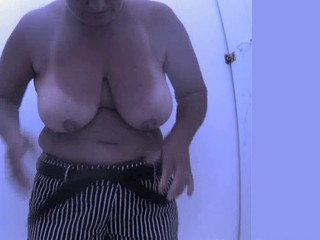 Beach Big Tits Mature