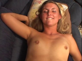 Blonde Small Tits Teen