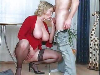 Foreplay And Fucking The Busty S...