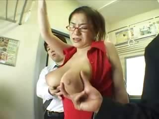 Anna Ohura Busty Asian