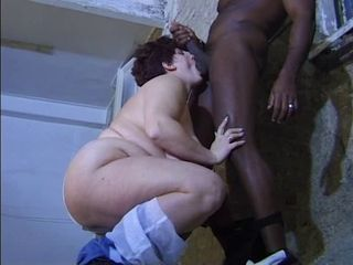 Fat German Women Fucks A Black Dude