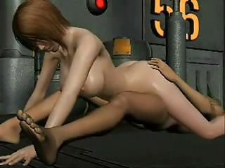 Great 3D Sex Scene
