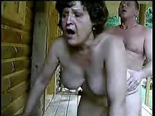 fat granny - Mature sex video -