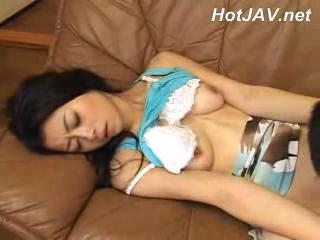 Asian Brunette Japanese Teen