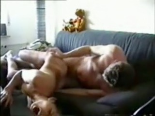 Daughter Daddy Old and Young Pain Hardcore Amateur Homemade