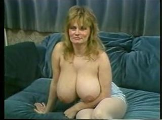 Big Tits Blonde Casting Mature
