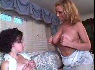 Stepmother SeducingDaugther