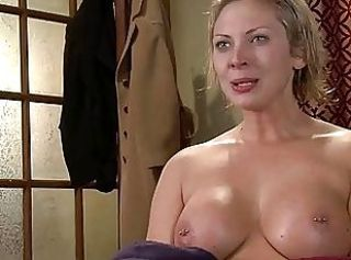Hot handsome girl dominated and fucked