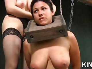 Bondage Chubby Corset Stockings