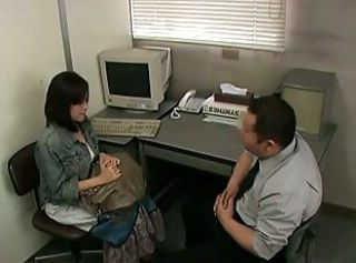 Asian HiddenCam Office Teen