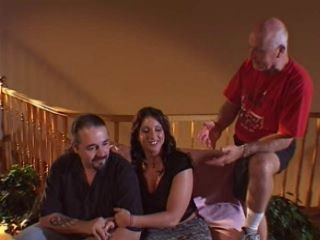 Handsome Nick Manning with BBW And cuckold husband