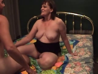 Grown up Treats a Little Cock