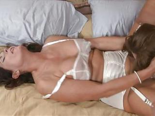 Magdalene St Michaels Get Her Juicy Muff Fluffed By Sexy Sara Stone
