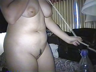 Chubby Homemade Latina  Wife