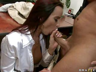 Cindy Dollar Sucking A Hard Dick...