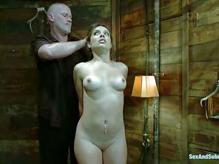 Naked Latina Slave Jynx Maze Is...